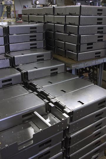 Sheet Metal Fabrication 171 Cygnet Stamping Amp Fabricating Inc